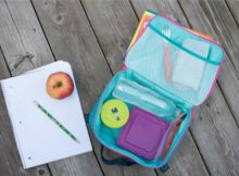 Great kids lunch bag pattern to sew. Actually, why only make this for kids. I'd like one too!