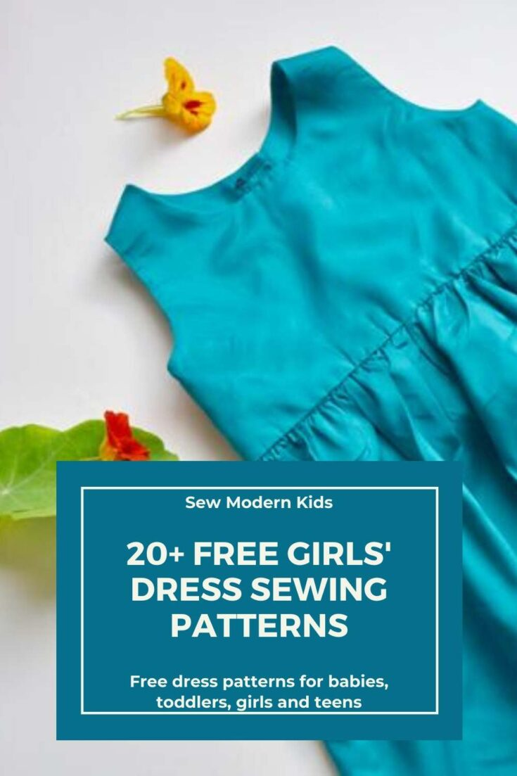 Free girls dress sewing patterns. More than 20 FREE sewing patterns for the prettiest girls dresses to sew. Free dress patterns for babies, toddlers, girls and teens.