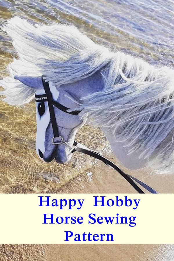 Happy Hobby Horse Sewing Pattern
