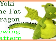 Yoki The Fat Dragon Pattern