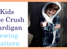 Kids True Crush Cardigan Pattern