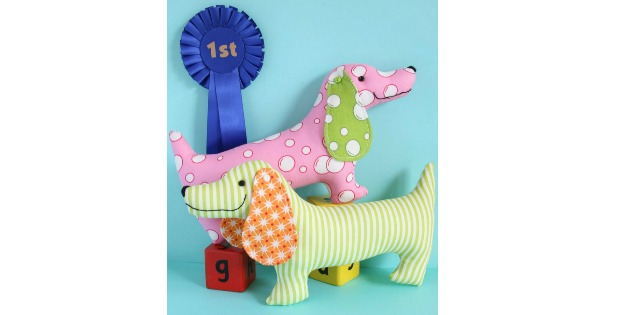 Best in show dog sewing pattern