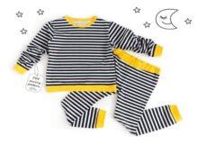 Kids Classic Pajamas sewing pattern