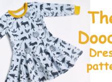 The Doodle Dress pattern