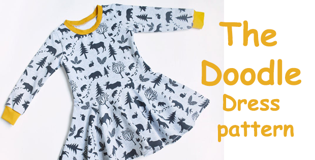 The Doodle Dress pattern