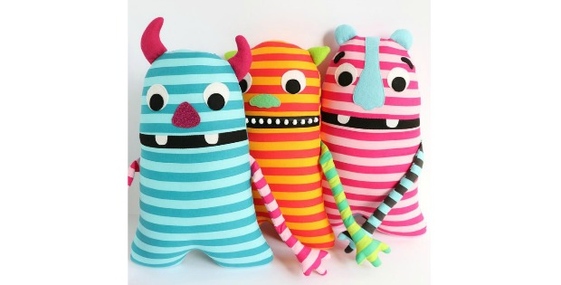 Monster Plush Toy pattern