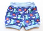 Cheeky Unisex Shorts pattern (Newborn-10years)