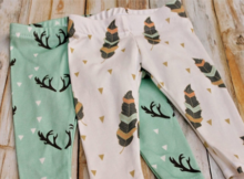 DIY Baby Leggings FREE pattern