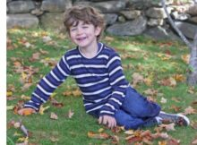 Boys Sweater FREE sewing pattern for 18 months, size 4 & size 6