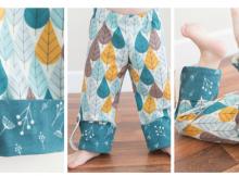 PJ Pants FREE sewing pattern