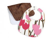 Bib and Burp Cloth sewing pattern
