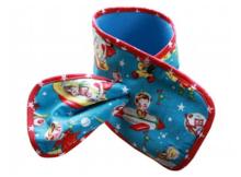 FREE Toddler Fleece Scarf sewing pattern