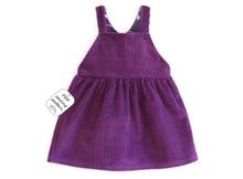 Dungaree Skirt sewing pattern (1mth-10yrs)