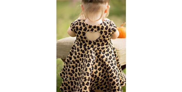 Baby Islas Infinity tunic peplum and dress (0 to 24mths)