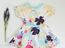Harlow Dress & Romper pattern (3mths-12yrs)