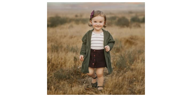Hudson Cardigan sewing pattern (12mths-14yrs)