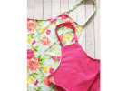 Mom and Me Kitchen Apron sewing pattern (18mths-6yrs)