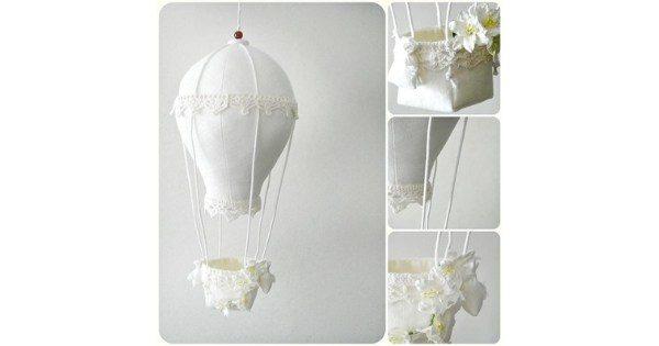 Hot Air Balloon Decoration sewing patterns