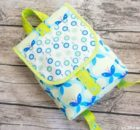 FlapHappy Backpack FREE sewing pattern featured image